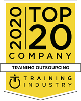 2020 Top 20 Training Outsourcing