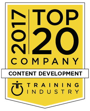 2017 Top 20 Web Content Dev