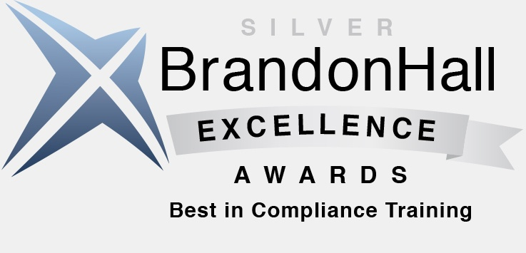 Brandon Hall Excellence Awards - Best in Compliance Training