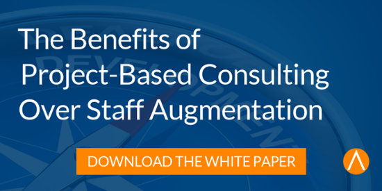 White Paper: The Benefits of Project-Based Consulting Over Staff Augmentation