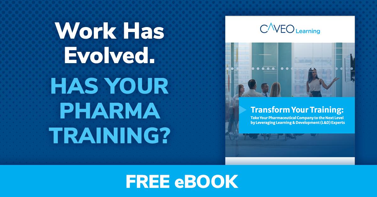 Transform Your Pharma Training