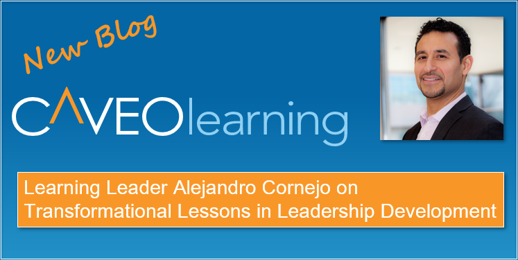 Learning Leader on Transformational Lessons in Leadership Development