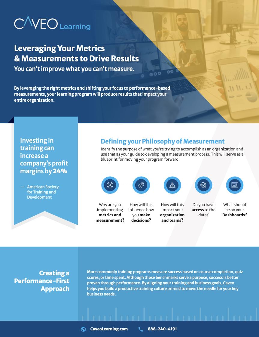 Metrics & Measurements Overview