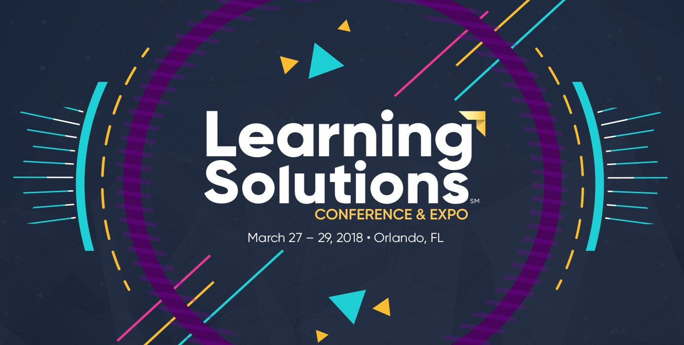 Caveo's Joe McCahill to Present at 2018 Learning Solutions Conference